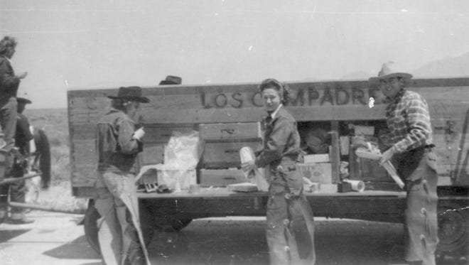 Los Compadres, a riding club in Palm Springs, was established in 1939 by many Coachella Valley pioneer families.