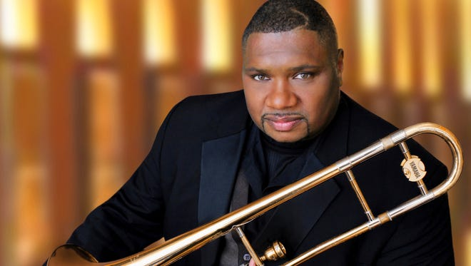 Jazz great Wycliffe Gordon hails from Waynesboro, Ga., and grew up listening to gospel and funk music.