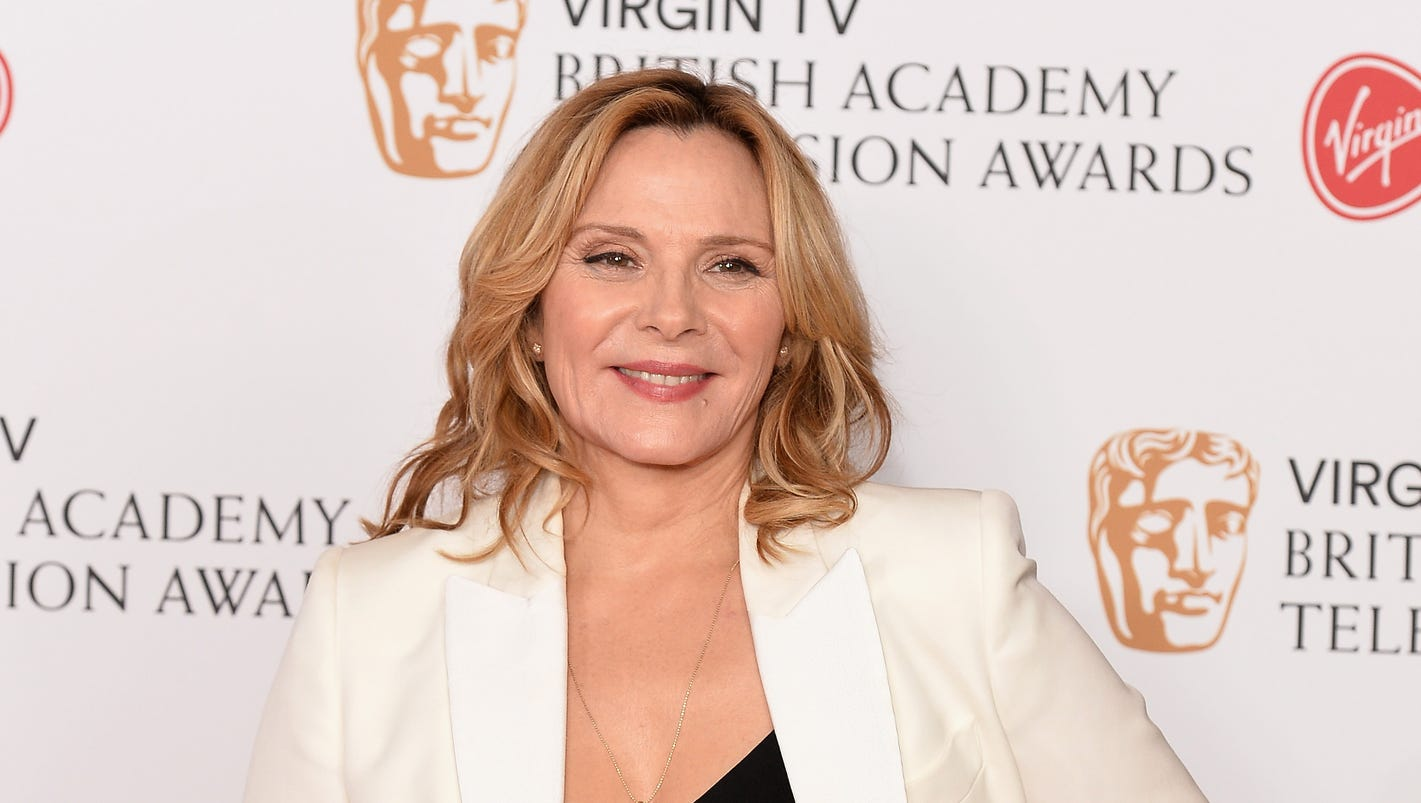 Kim Cattrall tweets support of 'Sex and the City' co-star Cynthia Nixon's governor run