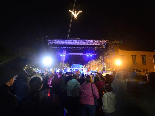 Pensacola Pelican Drop New Years Eve 2