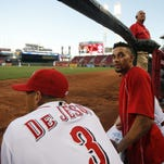 Notes: Several Reds regulars may not return
