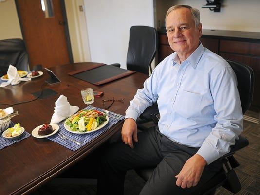 Q&A Lunch Ken Stork
