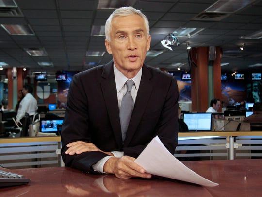 Jorge Ramos, periodista de Univision.
