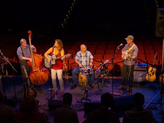The Carol Ann Jones Quartet visits Stowe for a show