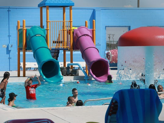 Fabens Pool To Re Open Saturday