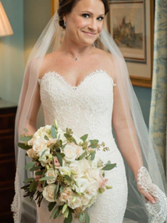 Weddings: Catherine Hipp & John Saunders