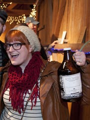 Flat 12 Bierworks celebrated its third anniversary with a party at its brewery on Jan. 4, 2014. This year's event is Saturday (Jan. 10) at 11 a.m.