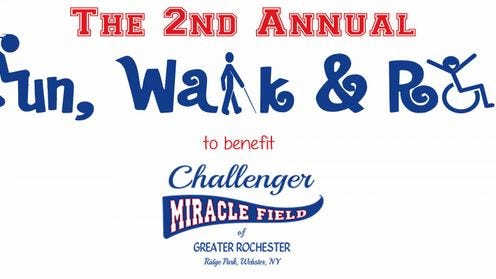 The 2nd Annual Run, Walk & Roll will be held June 12.