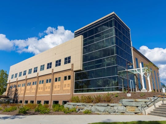 Binghamton University's $70M Smart Energy Building at the Innovative Technologies Complex in Vestal.