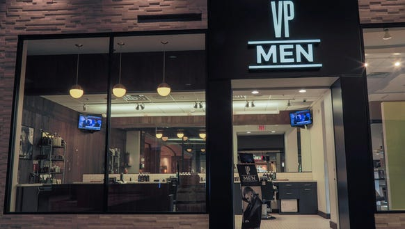 VP Men grooming salon has opened in Valley West Mall