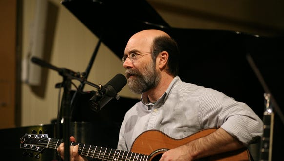 Christian artist Michael Card performs in Bremerton