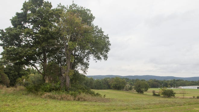 A developer has proposed building a 7,000-plus-square-foot main inn and six, eight-unit cottages, each measuring more than 2,000 square feet, on nine acres where the Pulpit Rock sits in the Town of Warwick.