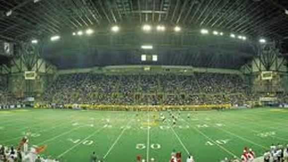 The Bison would probably be favored to beat Nebraska if they could play them in the Fargodome.