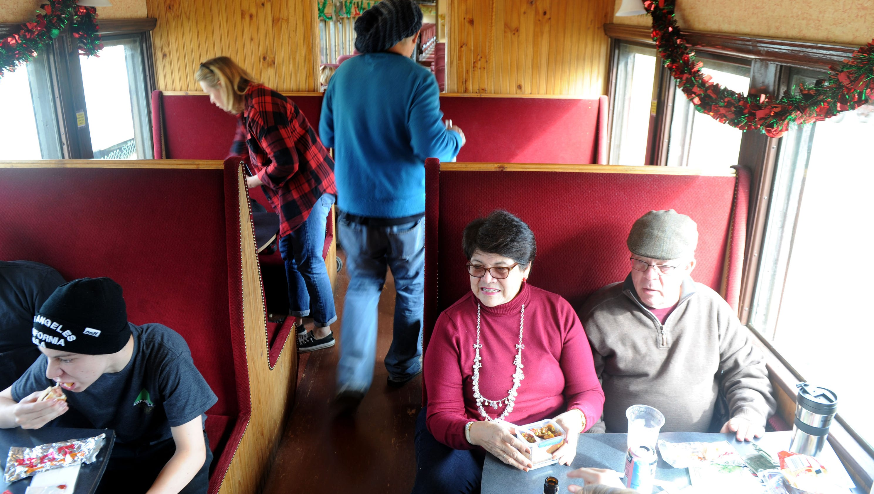 Fillmore Holiday Trains Rolling Again