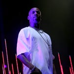 DMX performs at the 2015 Coachella Valley Music And Arts Festival on April 17.