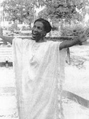 "Sister Thea Bowman ""could sing and was a gifted speaker,"""