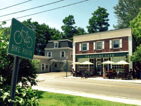 Trailside Cafe Yorktown Menu