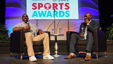 Athletes, coaches honored at The Greenville News Upstate Sports Awards