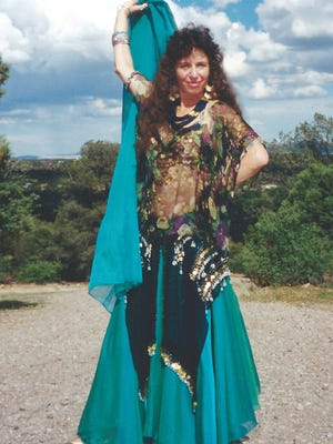 """""""Belly Dancing!"""" with Zoe Wolfe, a new class at the Lotus Center, will begin on Friday at 4 p.m."""
