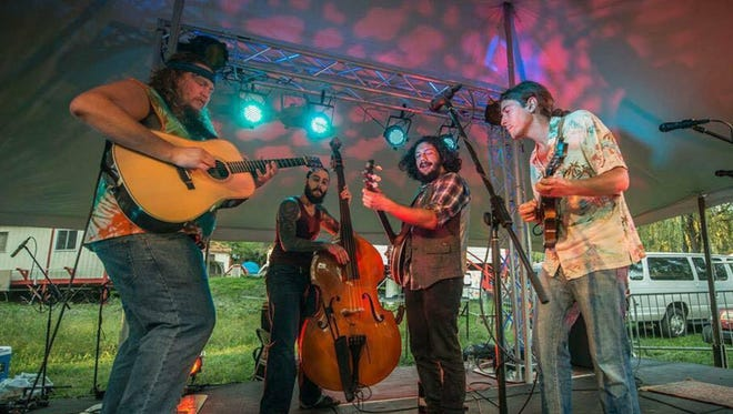 The East Brunswick-based Brummy Brothers will open the annual CanalFest on Oct. 17 to benefit the Franklin Community Food Bank.