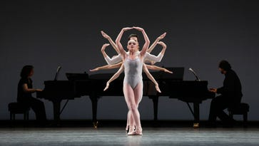 Moves showcases ballet stars at Bard SummerScape