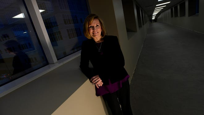Heather Rohan is the new CEO of HCA's TriStar Health Division and the first nurse to lead the 22-hospital division.