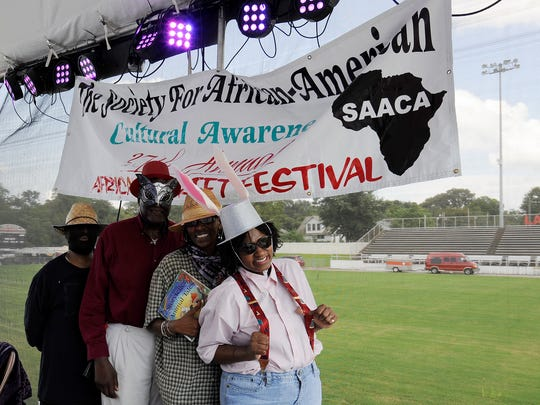 Day two of the 27th annual African Street Festival took place at Lane Field in Jackson, Tenn., on Saturday, Aug. 27, 2016.