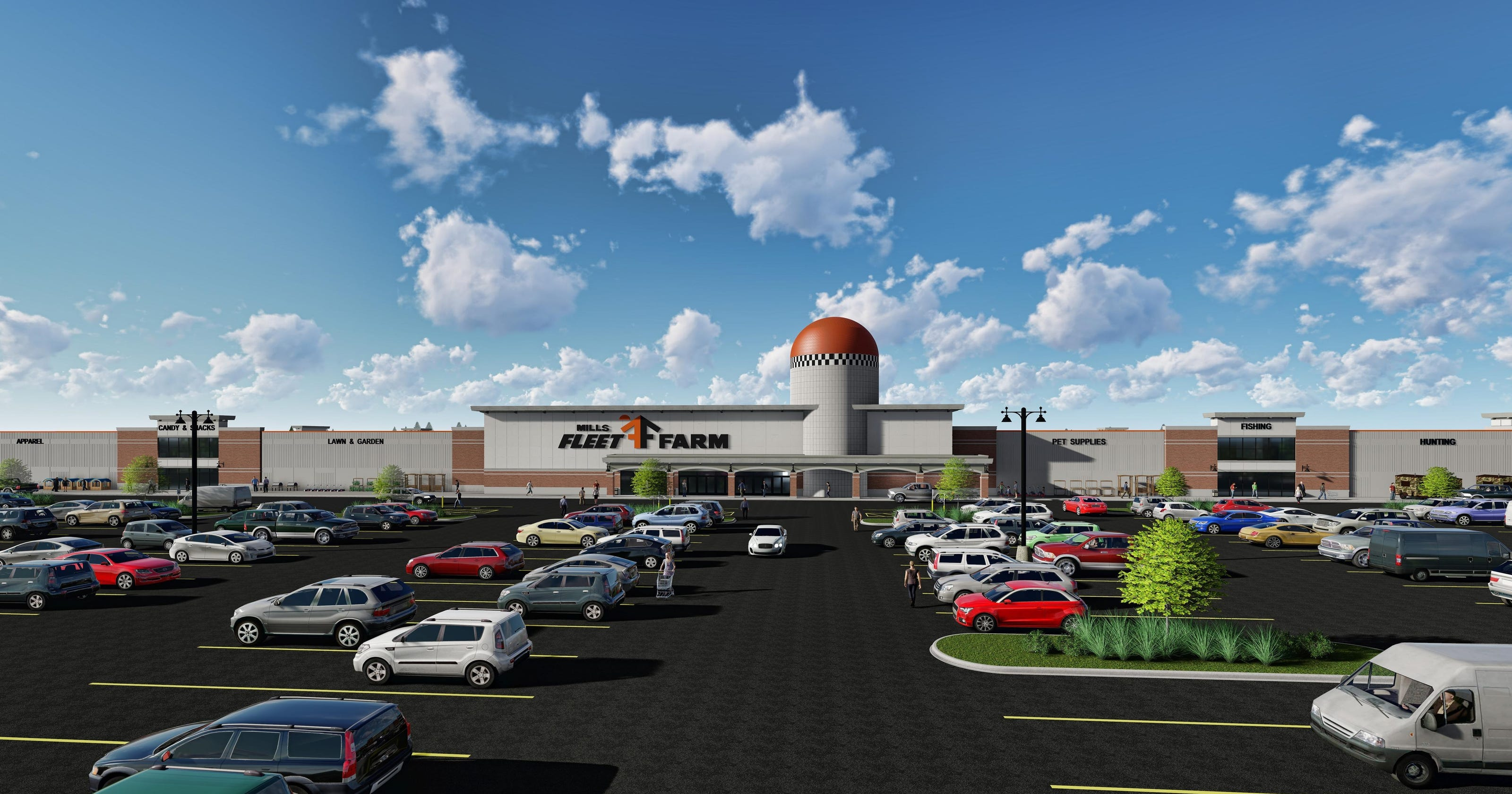 Fleet Farm seen as potential catalyst for Pabst Farms in