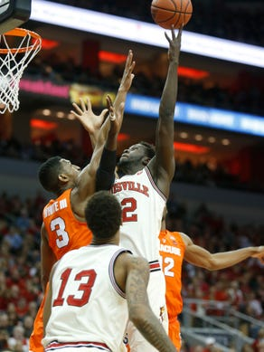 Donovan Mitchell Wake Forest >> Louisville basketball | Cards blast Syracuse in rematch