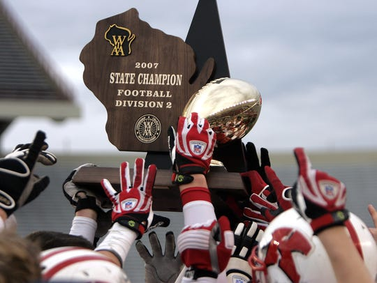 Kimberly has won four straight championships, with