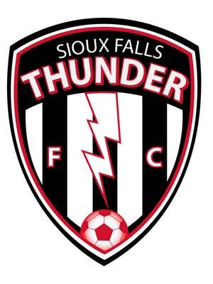 Sioux Falls Thunder logo