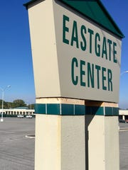 Eastgate Shopping Center houses about 375,000 square