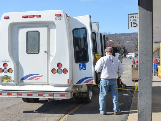 West Milford seniors are upset with the cuts in bus schedule from five to three days per week.