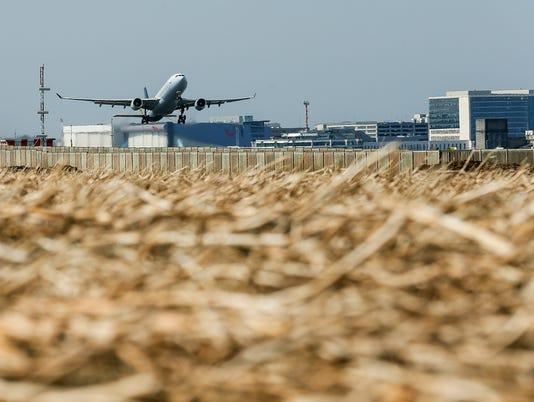EPA BELGIUM TRANSPORT BRUSSELS AIRPORT EBF TRANSPORT BEL