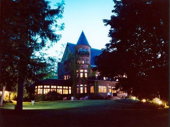 Belhurst Castle is on West Lake Road in Geneva.