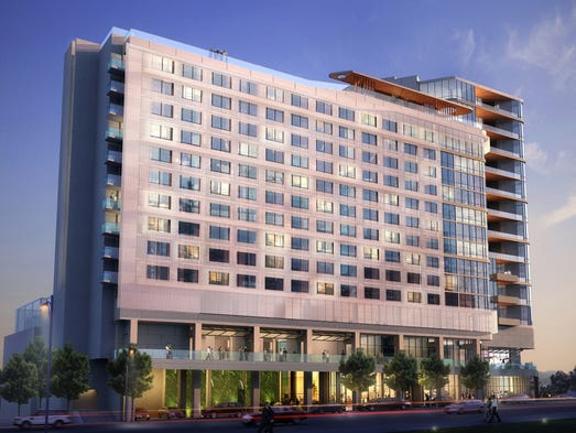 Nashville 39 s virgin hotel a first look for Design hotel ladys first
