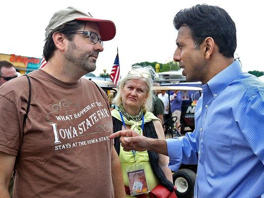 Jindal Iowa