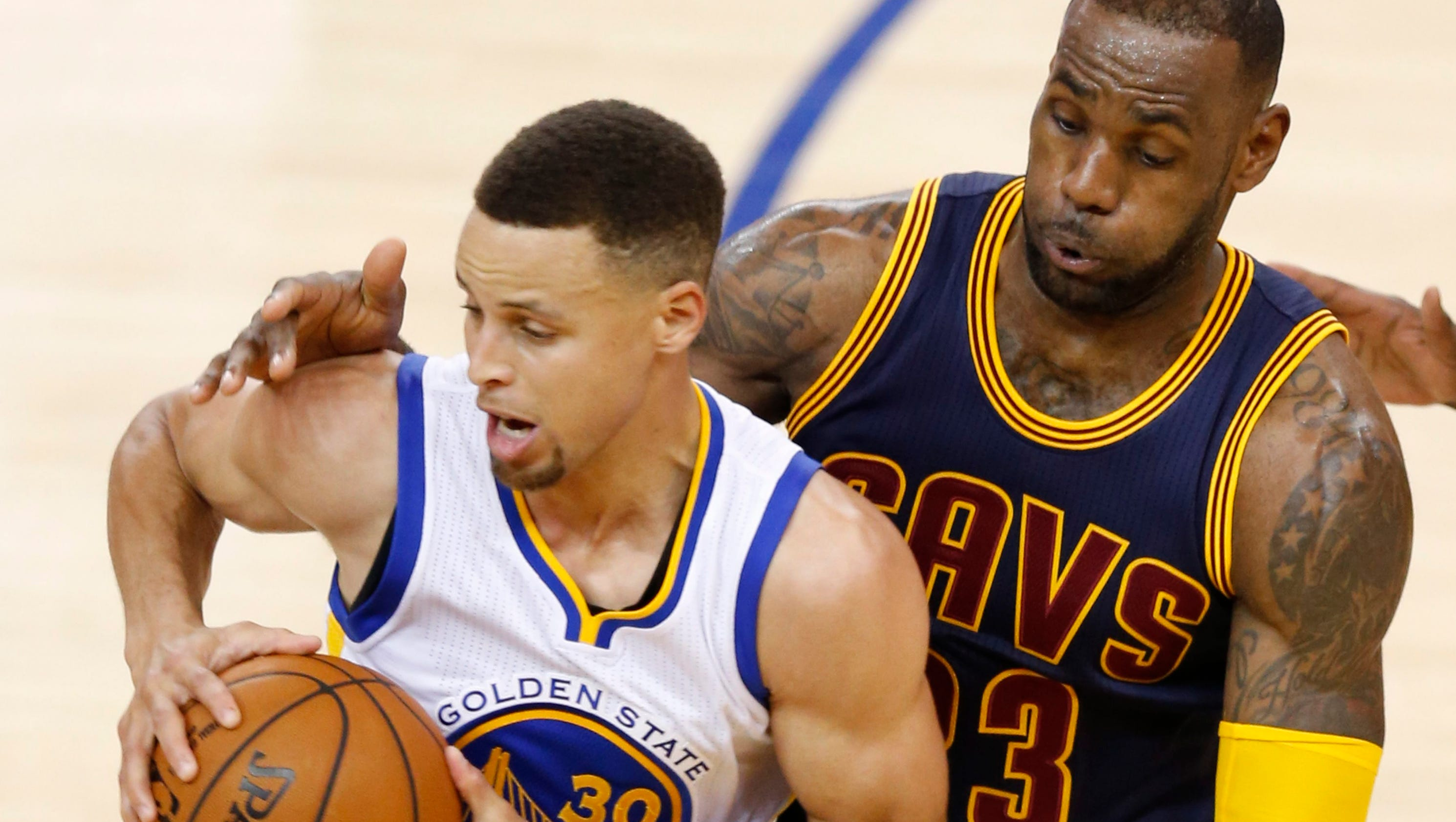 Bell: Warriors are in Cavaliers' heads after one NBA Finals game