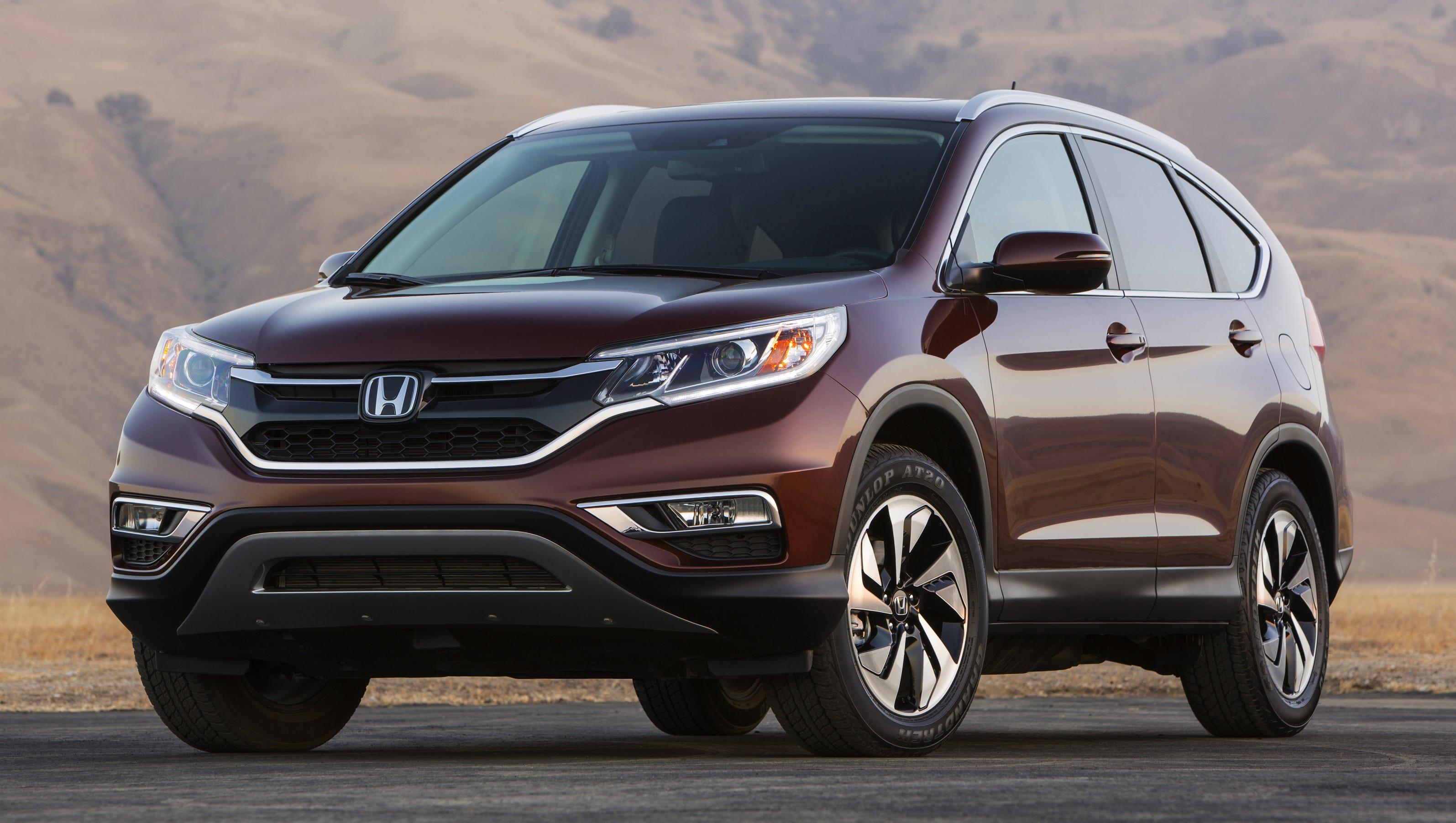 Does 2014 Honda Suv Crv Have Style Change   Autos Weblog
