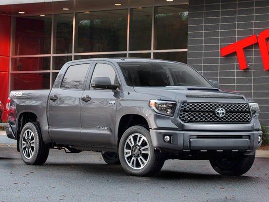 2018 Toyota Tundra (Photo: Toyota)