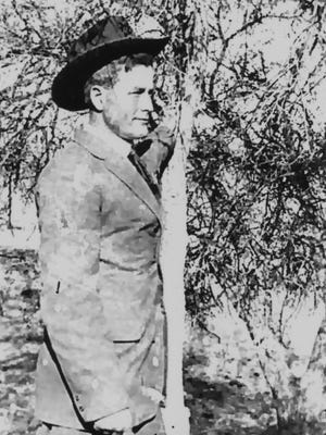 John Fletcher Holt purchased the first parcel of the Holt Ranch in Reagan County in 1915.