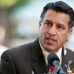 A file photo of Gov. Brian Sandoval.