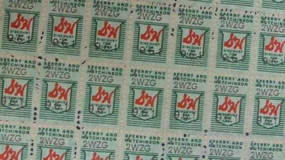 S&H Green Stamps were given out at the Sunflower in West Point back in the 1970s.