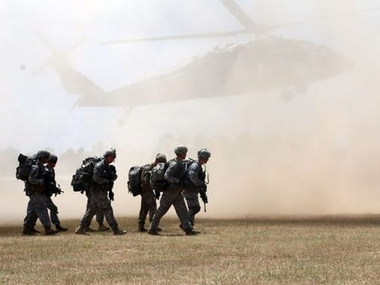 Demands continue to mount for soldiers as the end-strength and budget decreases.