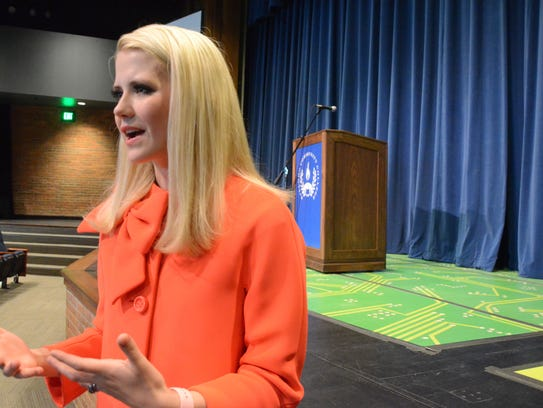 Elizabeth Smart speaks about her nine month kidnapping.