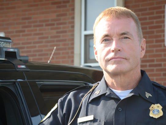 Sgt. Brad Palmer