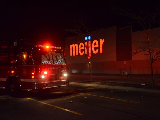 Battle Creek firefighters were called Monday to the