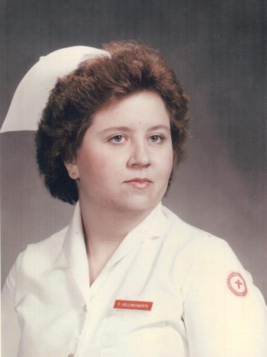 Patti Dean, Staunton registered nurse