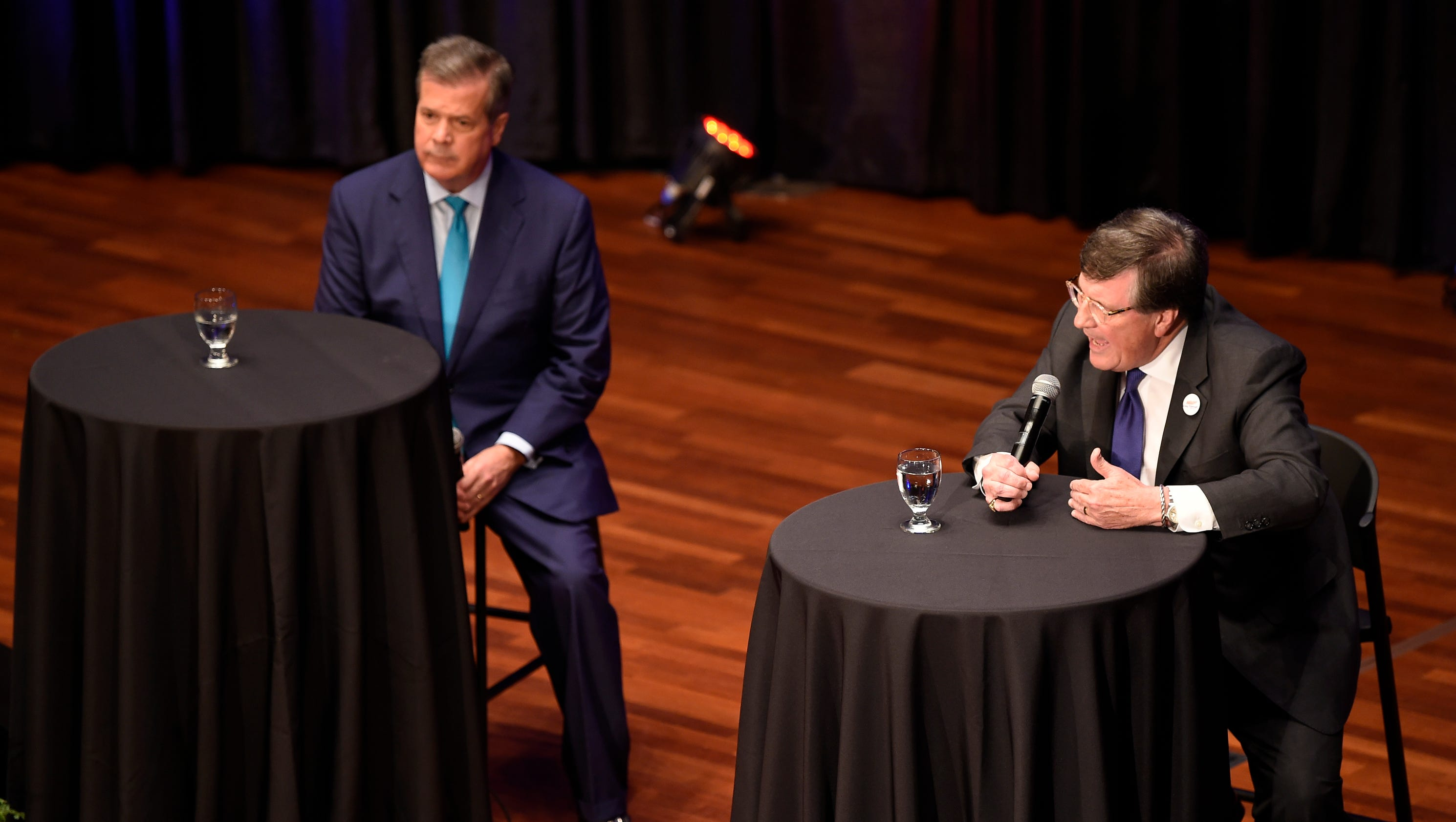 Tennessee's Democratic candidates for governor debate