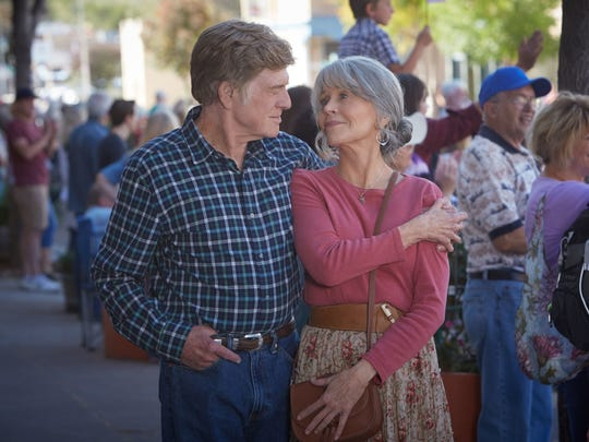 Redford and Fonda in Netflix's 'Our Souls at Night.'